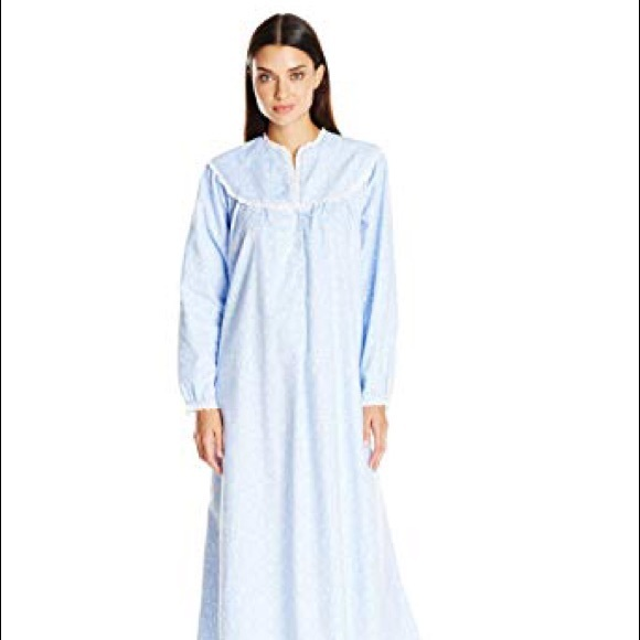 Lanz of Salzburg Intimates & Sleepwear | Flannel Nightgown | Poshmark